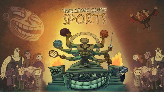 Troll face Quest Sports puzzle Resimleri
