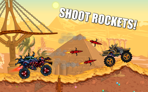 Mad Truck Challenge - Racing Resimleri