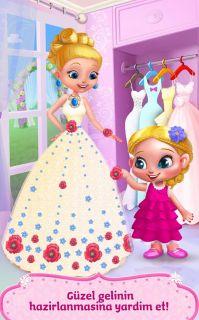 Çiçek Kız-Çılgın Düğün Günü Resimleri