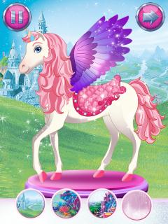 Barbie Büyülü Moda Giydirme Indir Android Gezginler