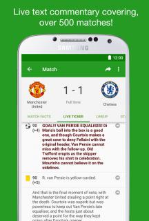Soccer Scores - FotMob Resimleri