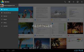 Google Drive Resimleri