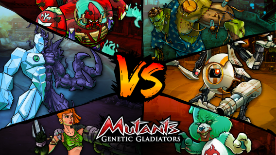Mutants: Genetic Gladiators Resimleri