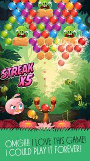 Angry Birds POP! - Bubble Shooter Resimleri