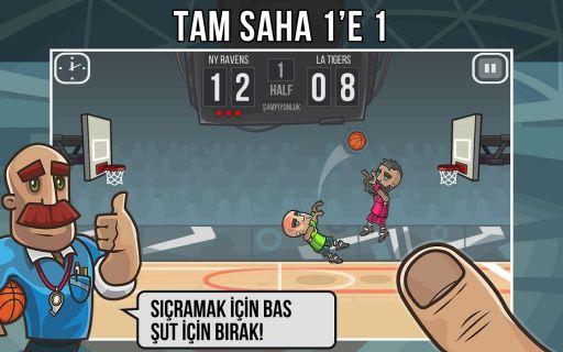 Basketball Battle Resimleri