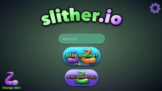 slither.io Resimleri