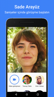 Google Duo Resimleri