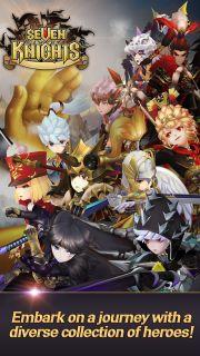 Seven Knights Resimleri