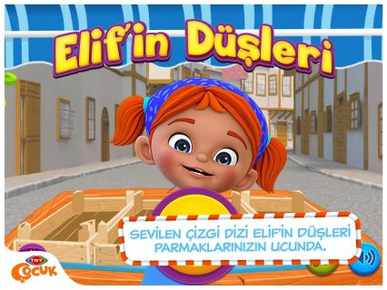 TRT Elif'in Düşleri Resimleri