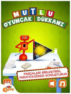 TRT Mutlu Oyuncak Dükkanı Resimleri