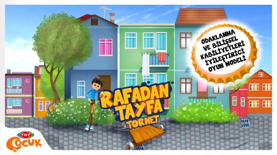 TRT Rafadan Tayfa Tornet Resimleri