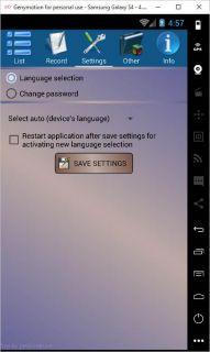 PassMax Demo Şifre Yönetimi Resimleri