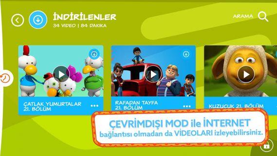TRT Çocuk Mobil Resimleri