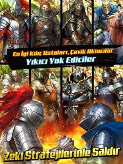 King Of Avalon: Dragon Warfare Resimleri