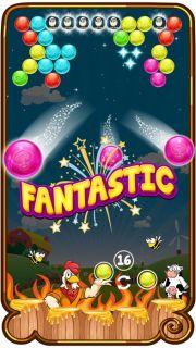 Farm Bubbles Balon Patlatma Oyunu Resimleri