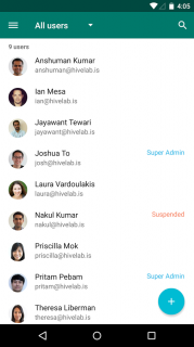 Google Yönetici Paneli Resimleri