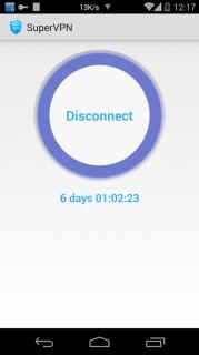 SuperVPN Free VPN Client Resimleri
