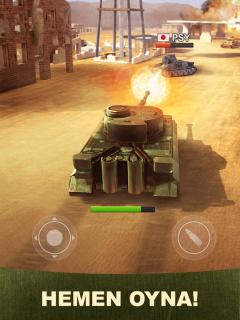 War Machines: Tank Oyunu Resimleri