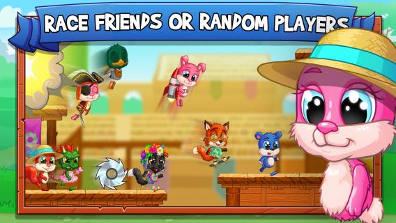 Fun Run Arena Multiplayer Race Resimleri