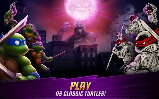 Ninja Turtles: Legends Resimleri