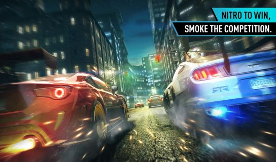 Need for Speed(TM) No Limits Resimleri