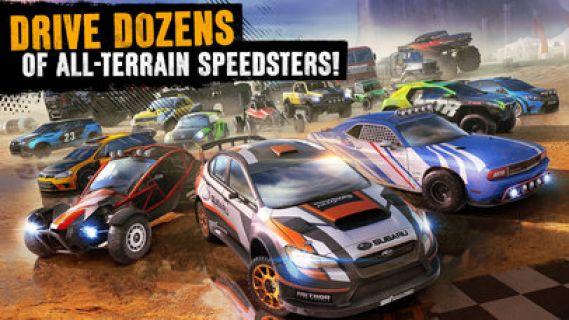Asphalt Xtreme: Offroad Racing Resimleri
