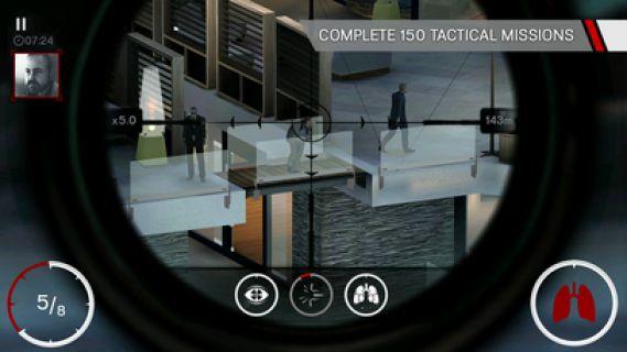 Hitman Sniper Resimleri