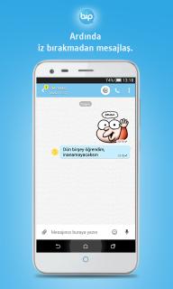 BiP Messenger Resimleri