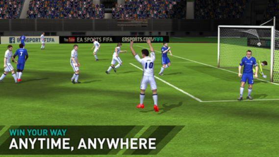 FIFA Mobile Futbol Resimleri