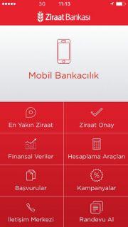 Ziraat Mobil Resimleri