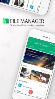 Super File Manager (Explorer) Resimleri