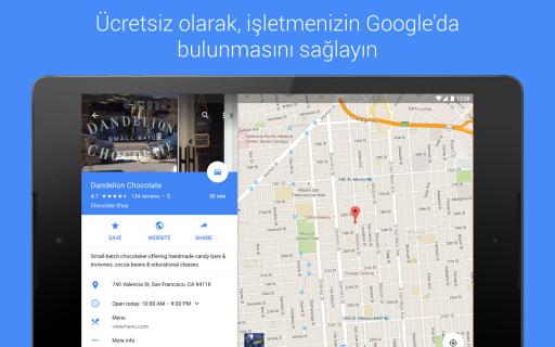 Google My Business Resimleri