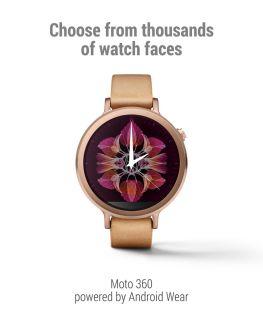 Android Wear - Smartwatch Resimleri