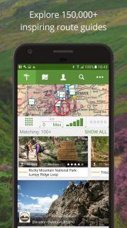 ViewRanger Haritalar Resimleri