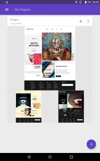 Adobe Comp CC Resimleri