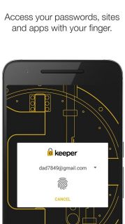 Keeper® Password Manager Resimleri