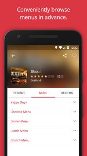 OpenTable: Restaurants Near Me Resimleri