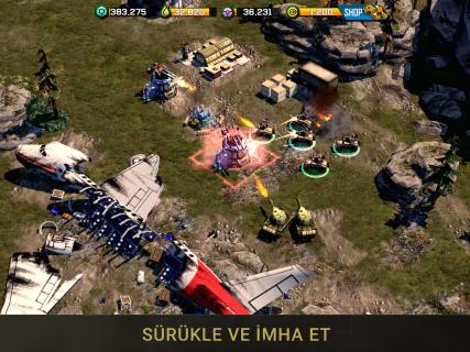 War Commander: Rogue Assault Resimleri