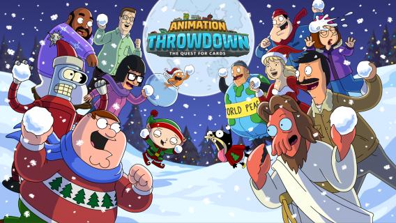 Animation Throwdown: TQFC Resimleri