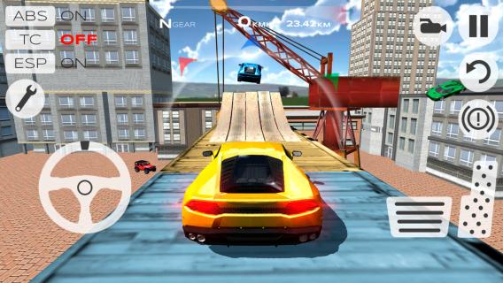Multiplayer Driving Simulator Resimleri