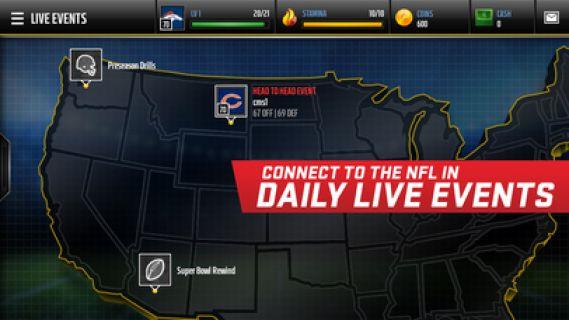 MADDEN NFL Mobile Resimleri
