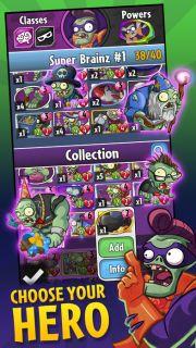 Plants vs. Zombies(TM) Heroes Resimleri