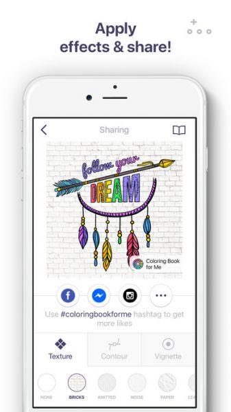 Benim Için Boyama Kitabı Renkli Sayfaları Indir Iphone Ve Ipad