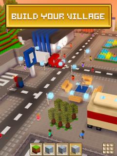 Block Craft 3D: İnşaat Oyunu Resimleri