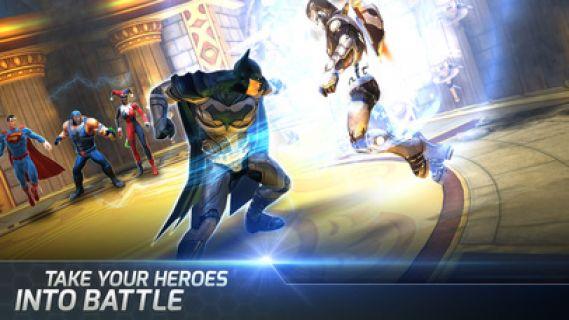 DC Legends Resimleri