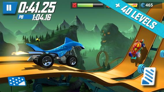 Hot Wheels: Race Off Resimleri