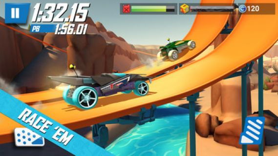 Hot Wheels: Race Off Resimleri