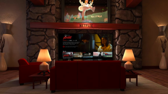 Netflix VR Resimleri
