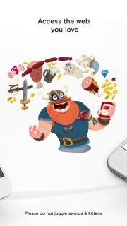 Opera Free VPN Resimleri