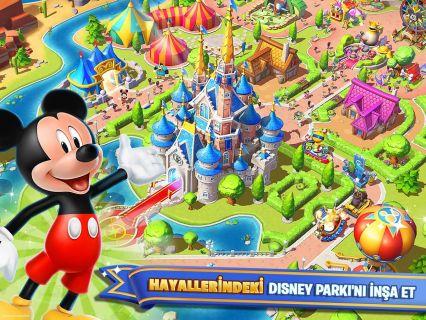 Disney Magic Kingdoms Resimleri